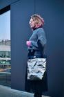 Shopperka  BIG BAG Dark Silver (6)