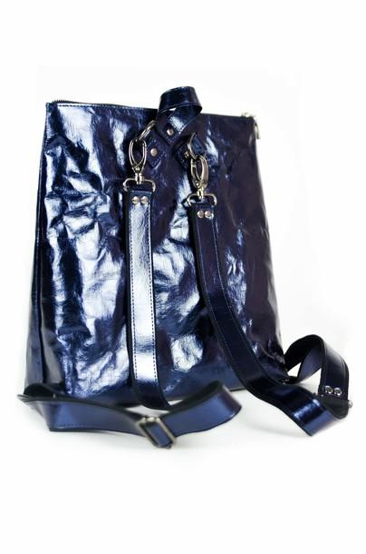 Plecak ELEGANCE Navy Blue (1)