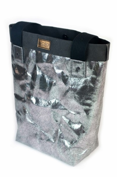 Shopperka BIG BAG Silver_marble (1)
