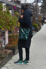Eko Torebka Casual BAG Green (3)
