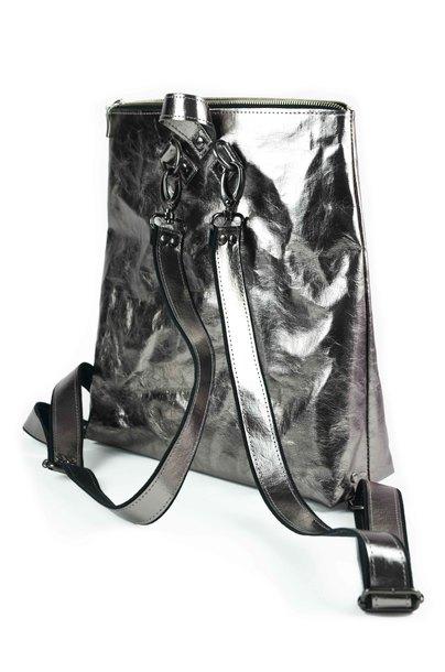 Plecak ELEGANCE Dark Silver (1)