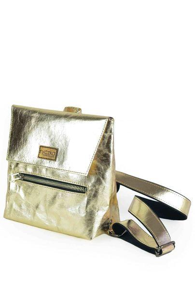 Mały EKO plecak Small Backpack Platinum (1)