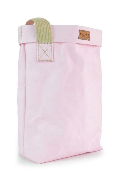 Shopperka wegańska BigBag Wege Pale pink L (1)