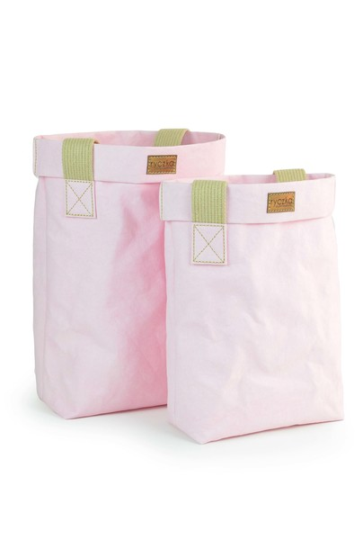 Shopperka wegańska BigBag Wege Pale pink S (1)