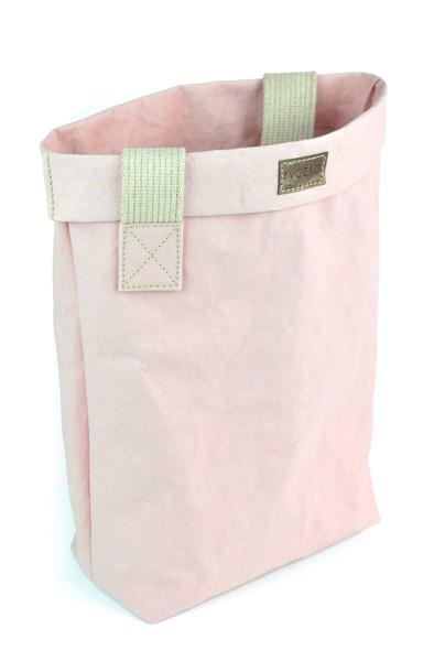 Shopperka wegańska BigBag Wege Pastel pink L (1)