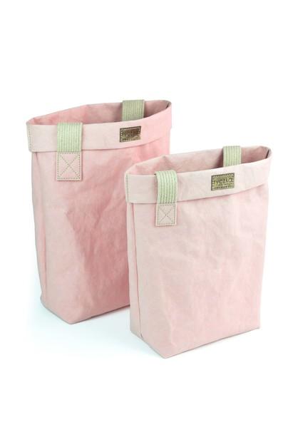 Shopperka wegańska BigBag Wege Pastel pink S (1)
