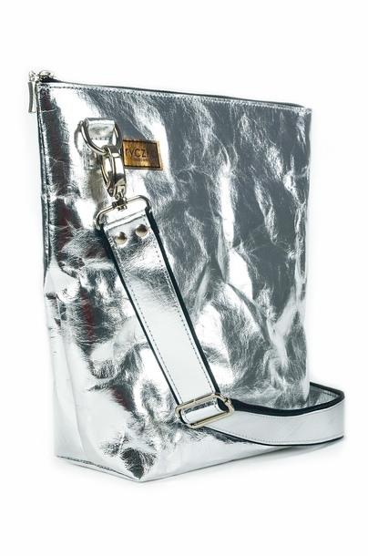 Eko Torebka Casual BAG Silver (1)