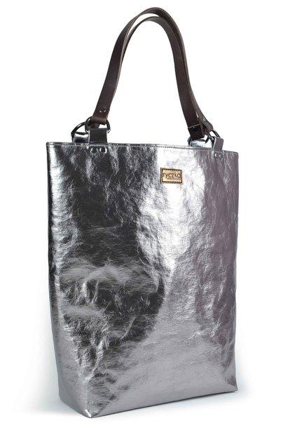Shopperka Elegance BIG BAG Dark Silver (1)