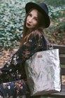 Shopperka Elegance BIG BAG Dark Silver (6)