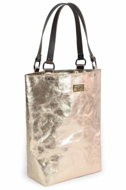 Shopperka Elegance BIG BAG Pink Copper (1)
