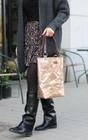 Shopperka Elegance BIG BAG Pink Copper (7)