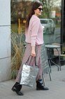 Shopperka Elegance BIG BAG Silver_marble (6)