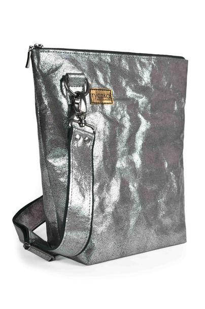 Eko Torebka Casual BAG Silver_marble (1)