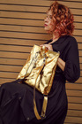 Plecak ELEGANCE Gold (8)